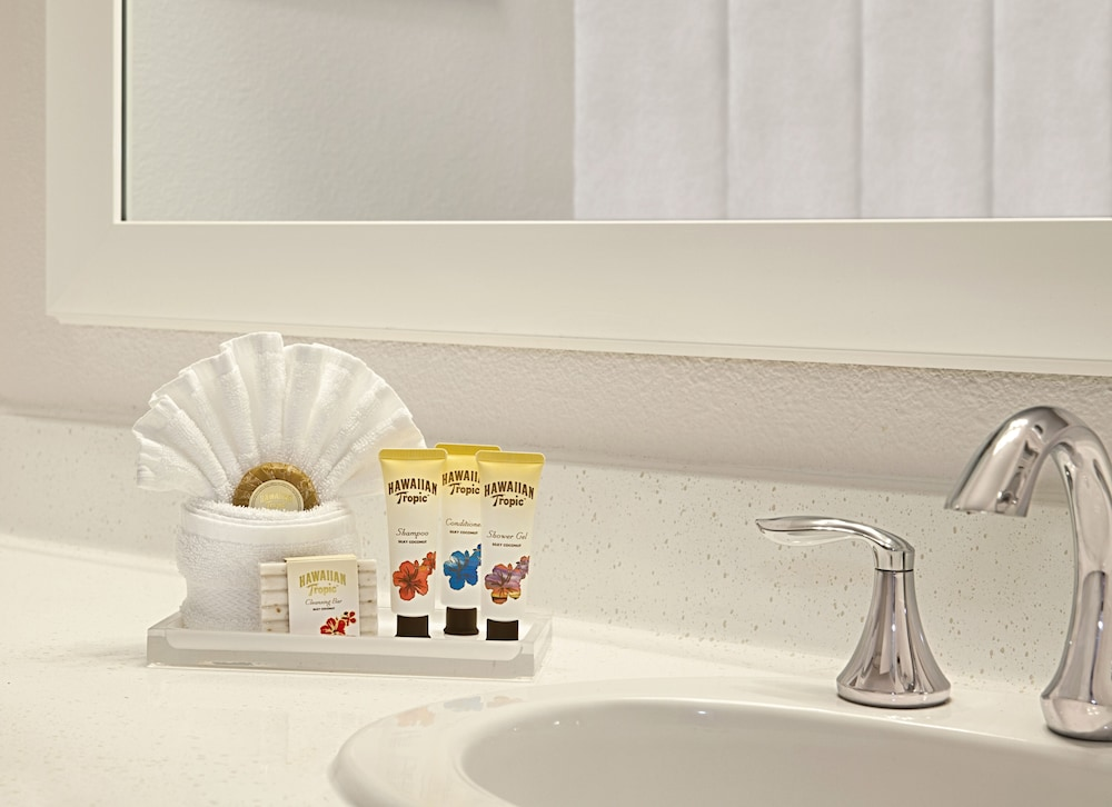 Bathroom Amenities, The Anaheim Hotel