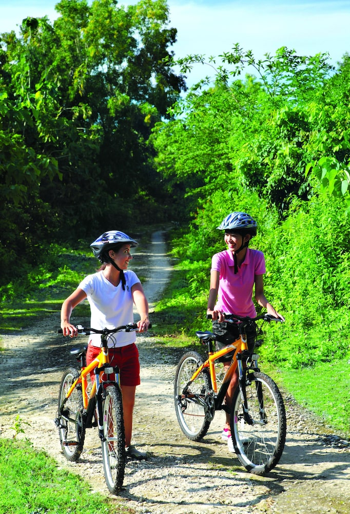 Bicycling, Banyan Tree Bintan