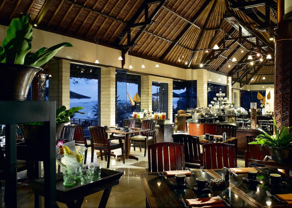 Breakfast Area, Banyan Tree Bintan