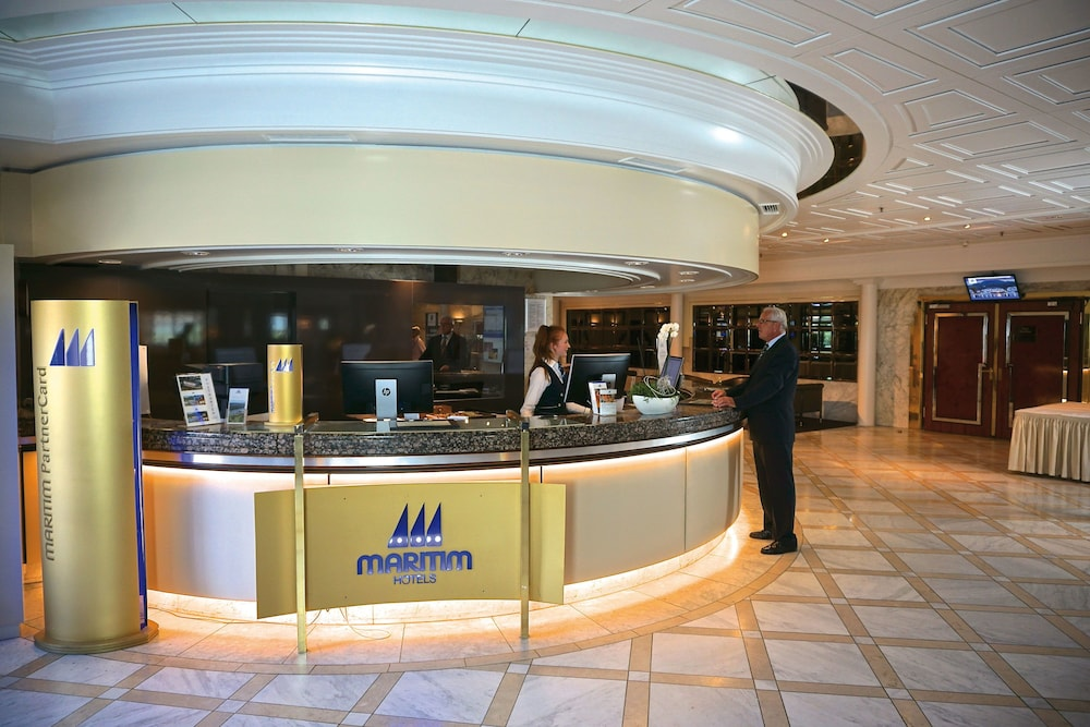Reception, Maritim Hotel Königswinter