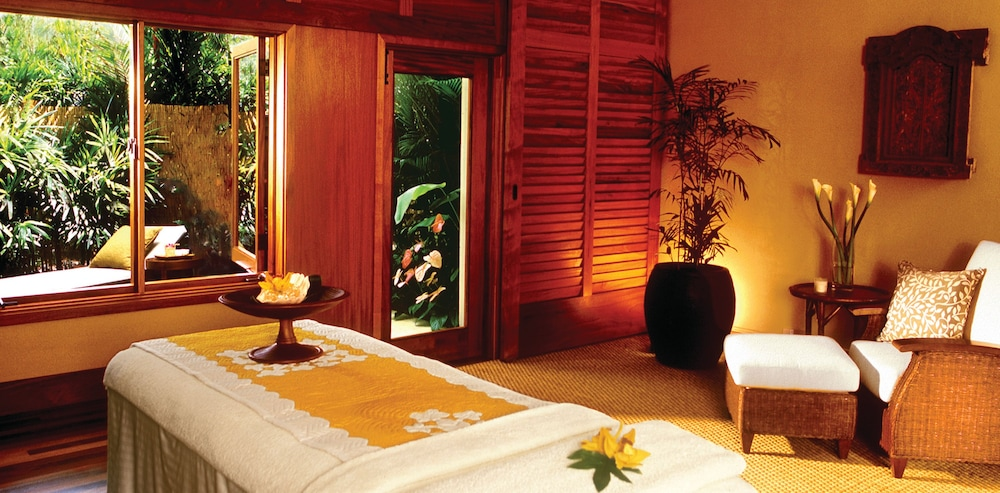 Spa, The Kahala Hotel & Resort