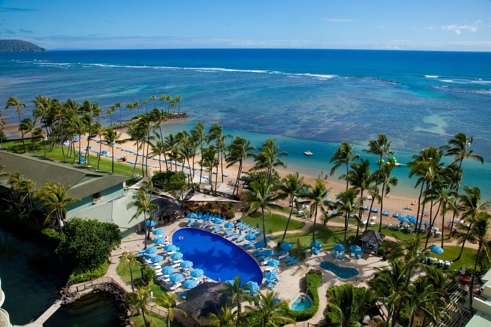 View from Property, The Kahala Hotel & Resort