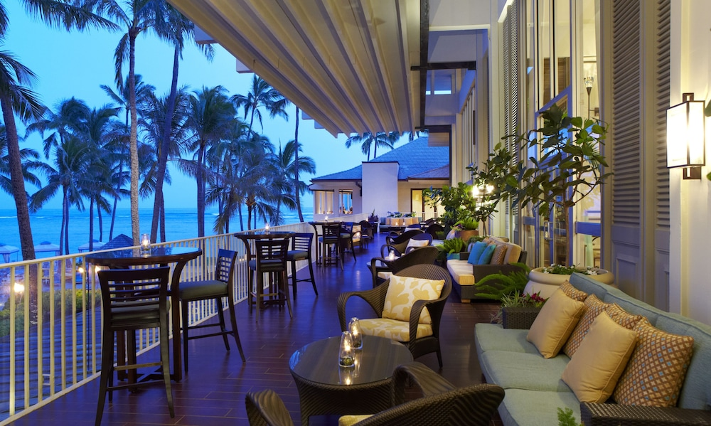 Bar, The Kahala Hotel & Resort