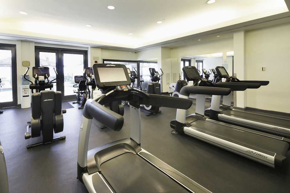 Gym, The Kahala Hotel & Resort