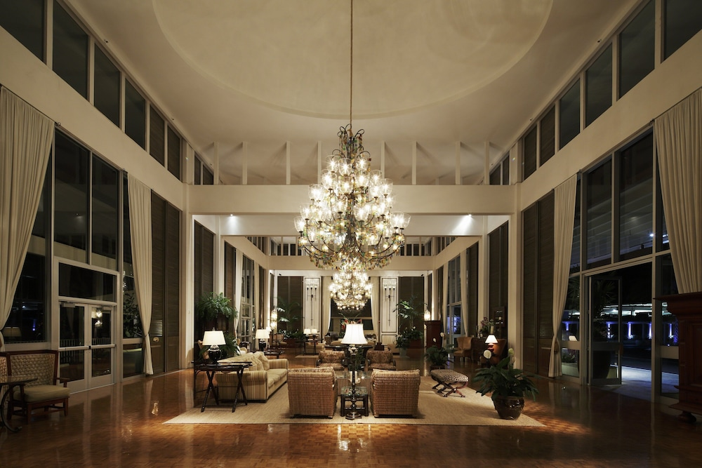 Lobby, The Kahala Hotel & Resort