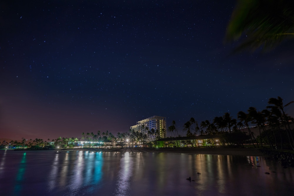 Front of Property - Evening/Night, The Kahala Hotel & Resort