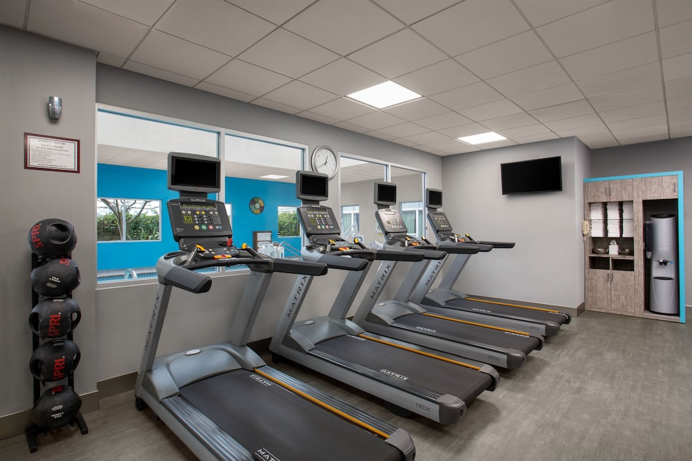 Fitness Facility, Crowne Plaza San Francisco Airport, an IHG Hotel