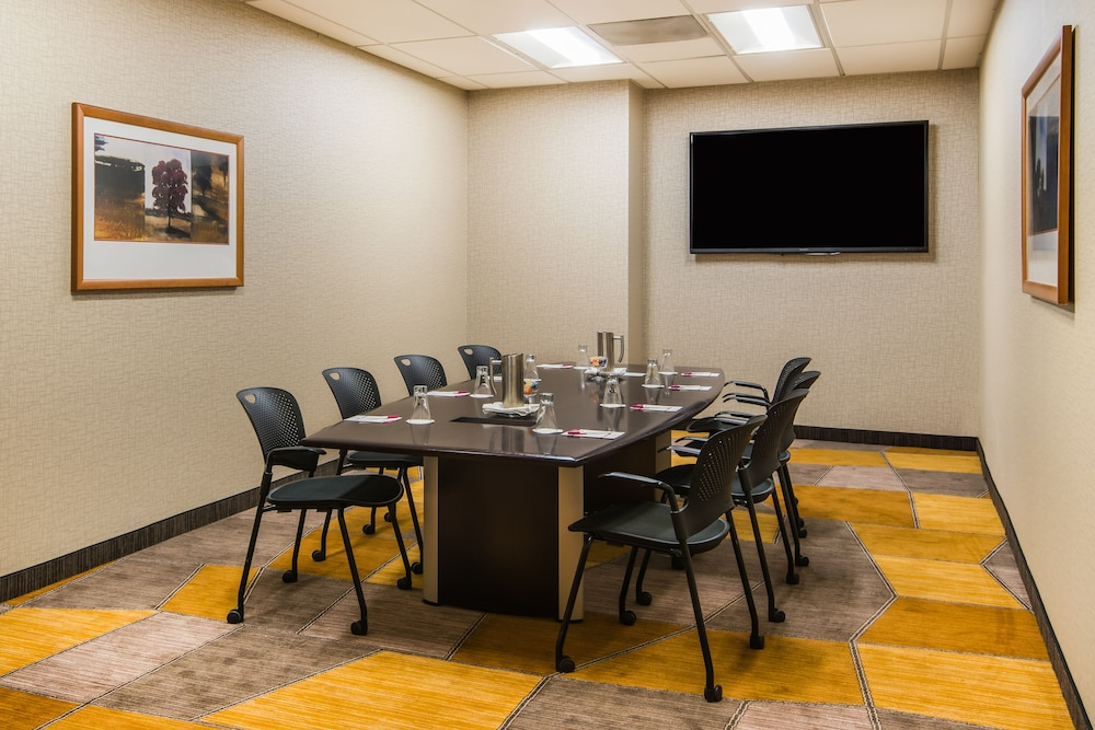 Meeting Facility, Crowne Plaza San Francisco Airport, an IHG Hotel