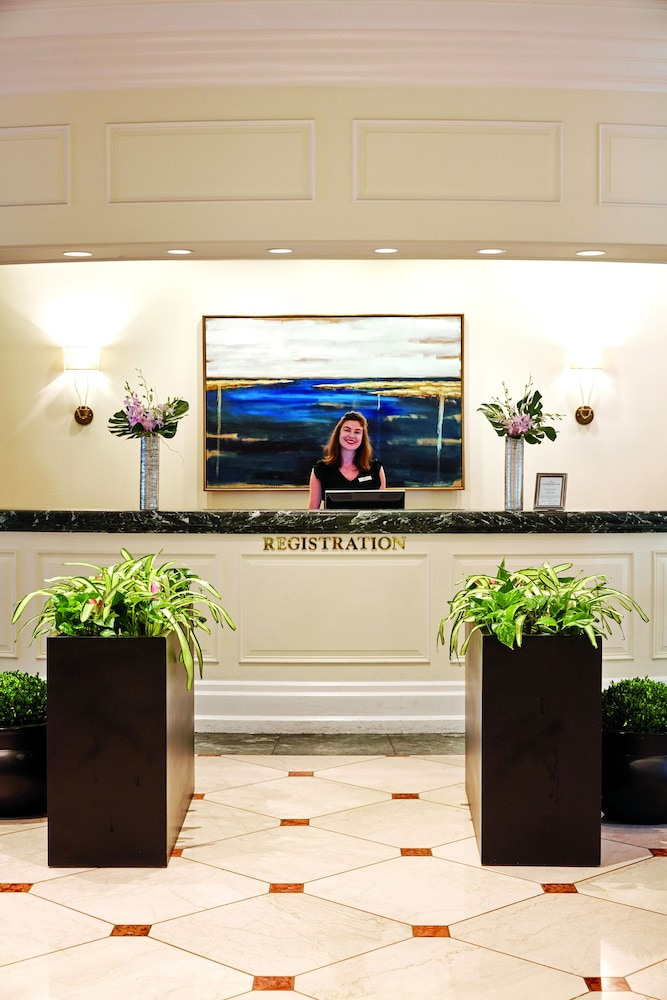 Check-in/Check-out Kiosk, Belmond Charleston Place