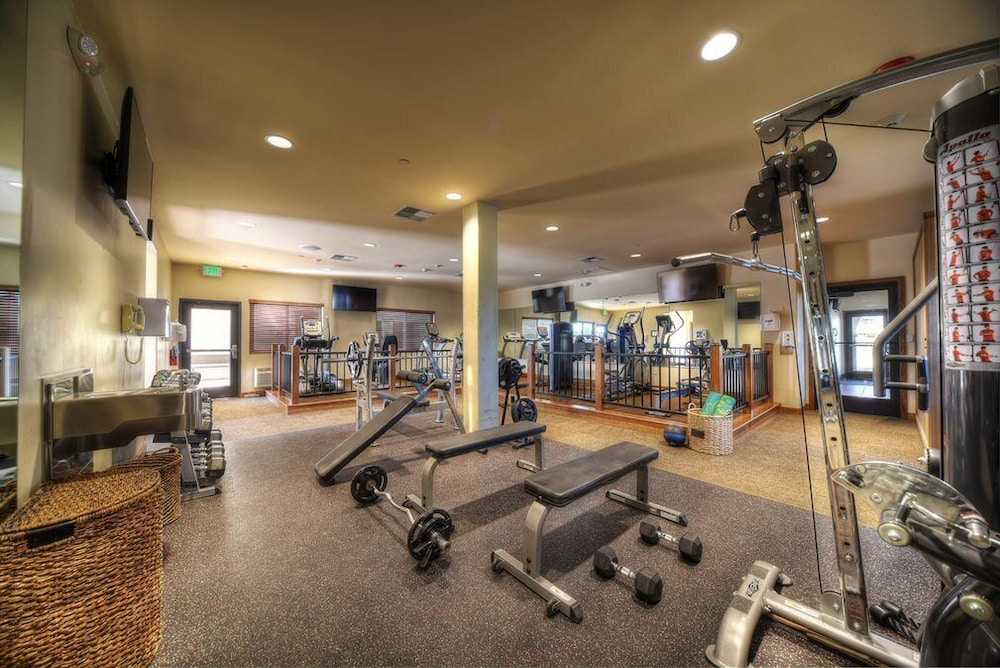 Fitness Facility, Hotel Mission de Oro