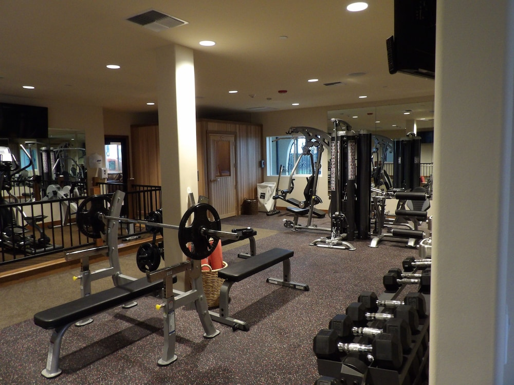 Gym, Hotel Mission de Oro
