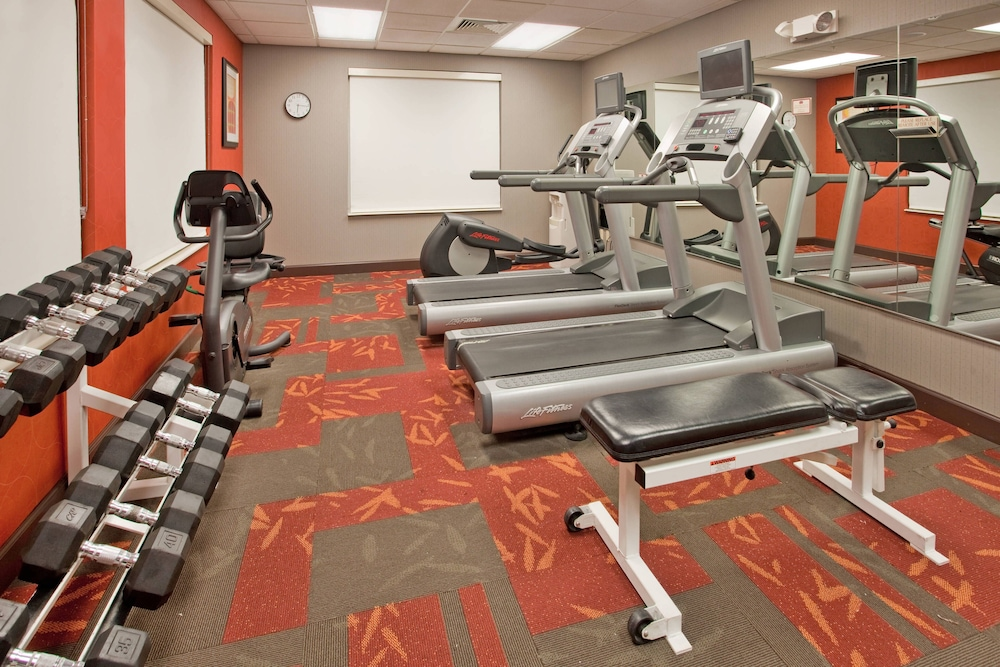 Fitness Facility, Residence Inn By Marriott Fort Lauderdale Plantation