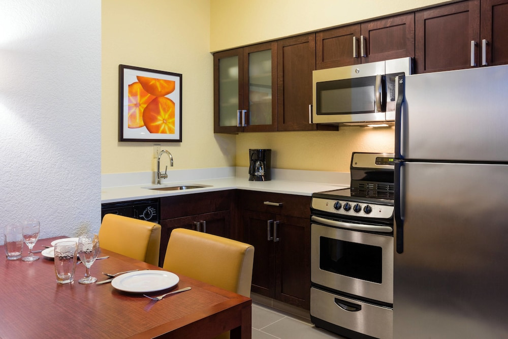 Private Kitchen, Residence Inn By Marriott Fort Lauderdale Plantation