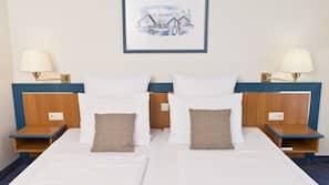 In-room safe, desk, blackout drapes, soundproofing