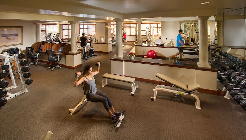 Fitness Facility, Maui Coast Hotel