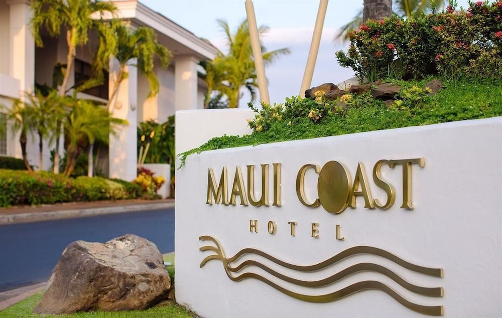 Front of Property, Maui Coast Hotel