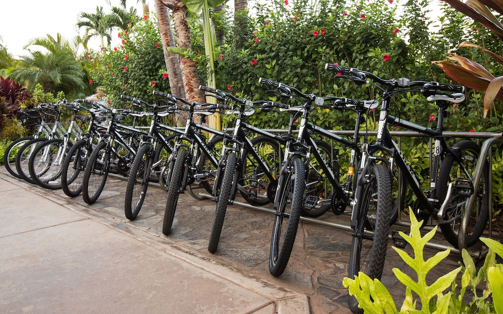 Bicycling, Maui Coast Hotel