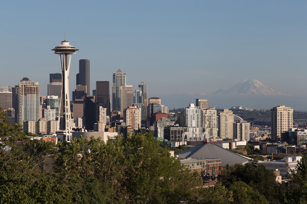 Hotel Max Seattle Reviews