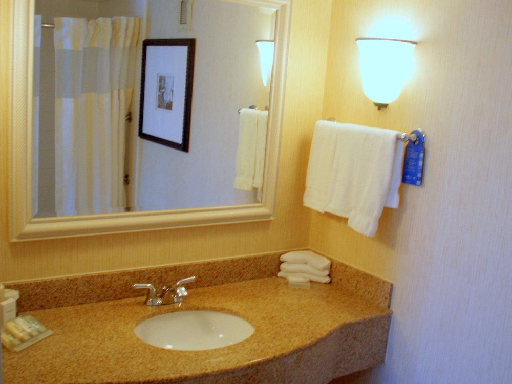 Bathroom, Hilton Garden Inn Saratoga Springs