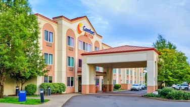 Comfort Suites Springfield RiverBend Medical
