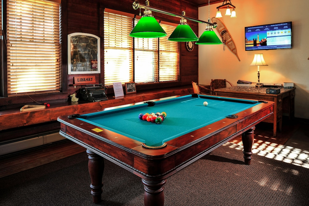 Billiards, The Historic Crags Lodge by Diamond Resorts