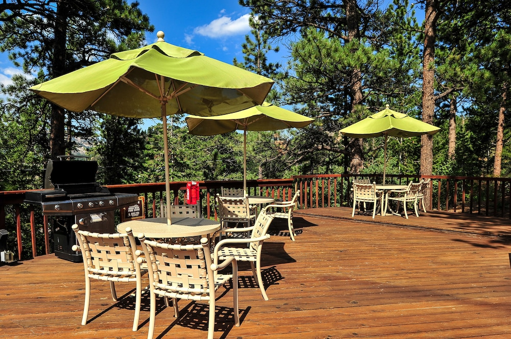 Terrace/Patio, The Historic Crags Lodge by Diamond Resorts