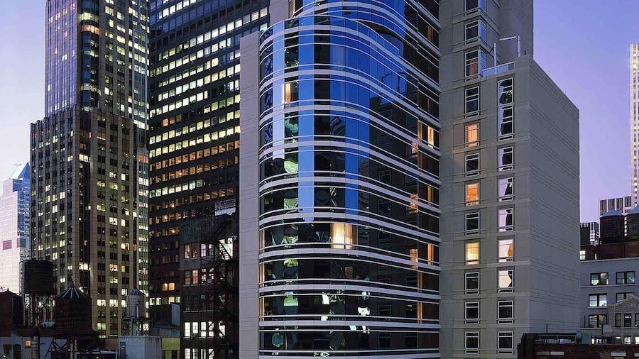 纽约索菲特酒店