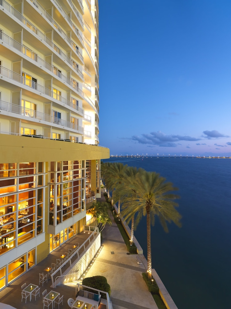View from Property, Mandarin Oriental, Miami