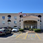 Americas Best Value Inn - Medical Center/Airport