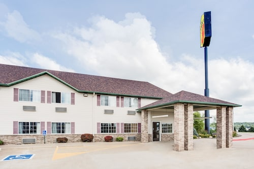 Check Expedia for Availability of Super 8 by Wyndham Le Claire/Quad Cities