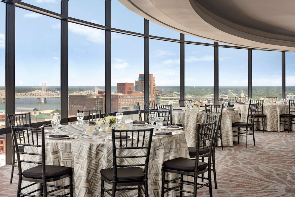 Restaurant, Hyatt Regency Louisville