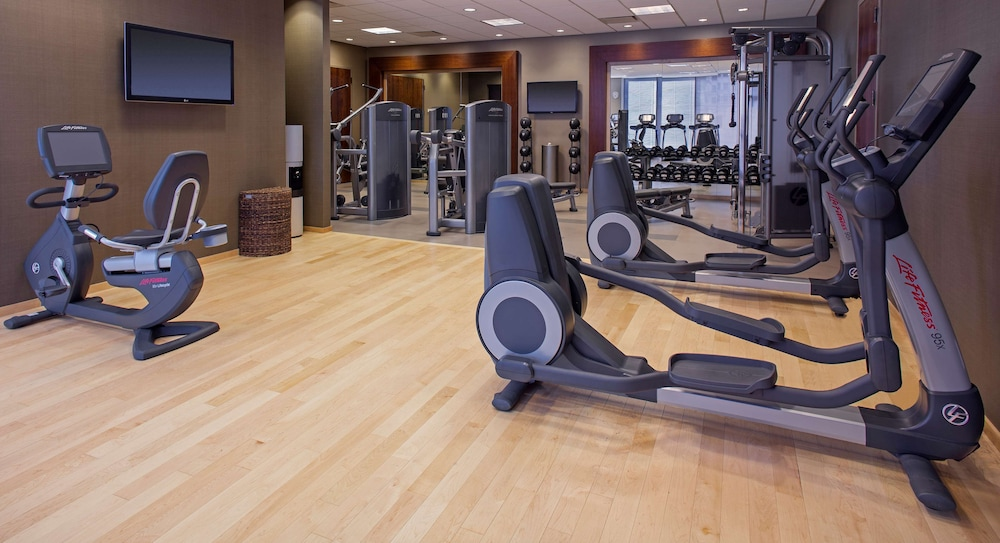 Fitness Facility, Hyatt Regency Louisville