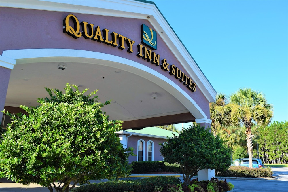 Front of Property, Quality Inn Conference Center at Citrus Hills