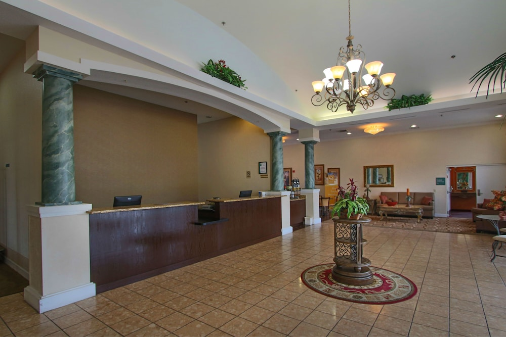 Reception, Quality Inn Conference Center at Citrus Hills