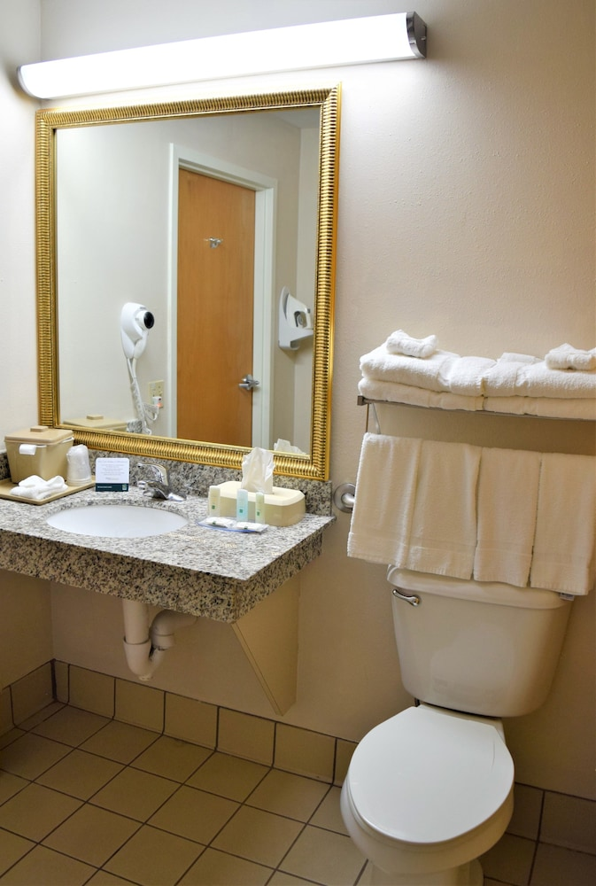 Bathroom, Quality Inn Conference Center at Citrus Hills
