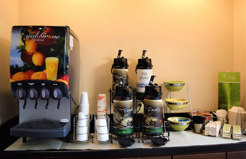 Coffee Service, Quality Inn Conference Center at Citrus Hills