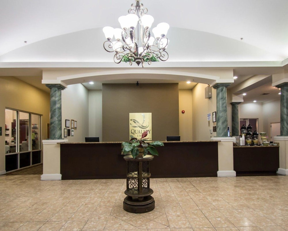 Lobby, Quality Inn Conference Center at Citrus Hills