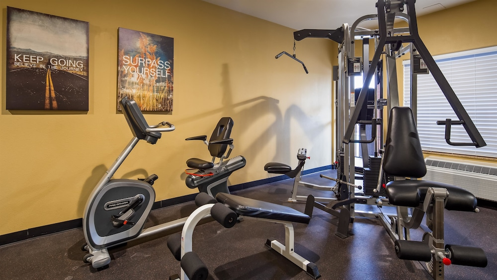 Fitness Facility, Best Western Plus DFW Airport Suites