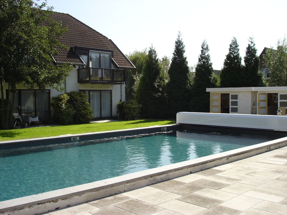 Outdoor Pool, Fletcher Hotel De Witte Brug