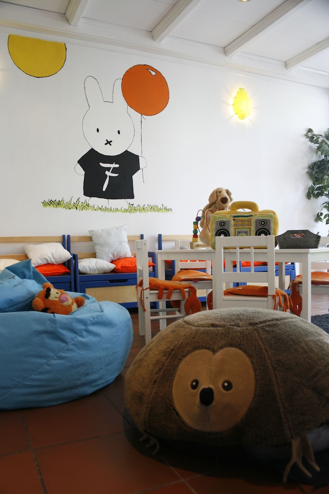 Children's Play Area - Indoor, Fletcher Hotel De Witte Brug
