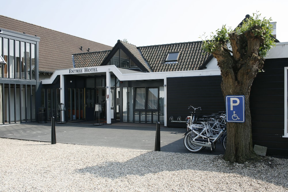 Property Entrance, Fletcher Hotel De Witte Brug