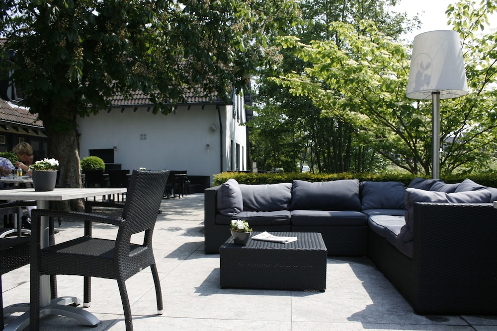 Terrace/Patio, Fletcher Hotel De Witte Brug