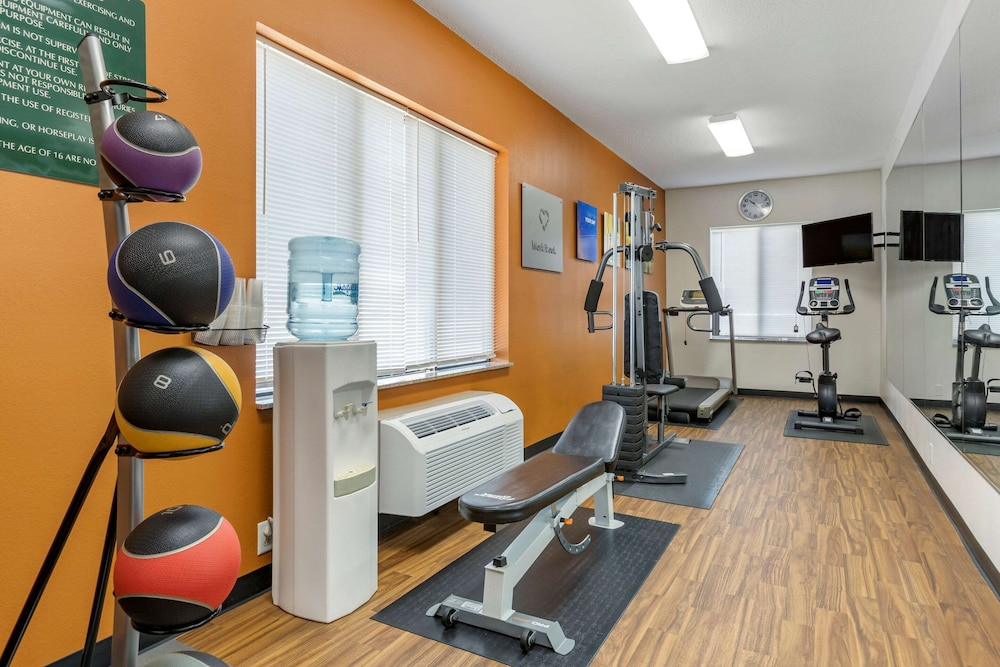 Fitness Facility, Comfort Suites Grandville - Grand Rapids SW