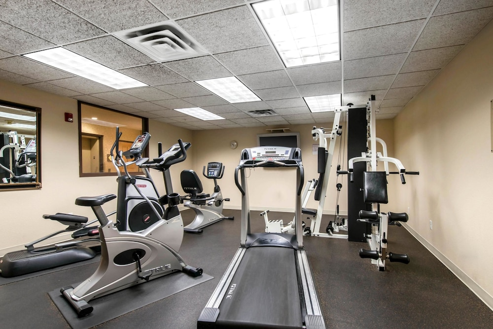 Fitness Facility, The Golden Hotel, Ascend Hotel Collection