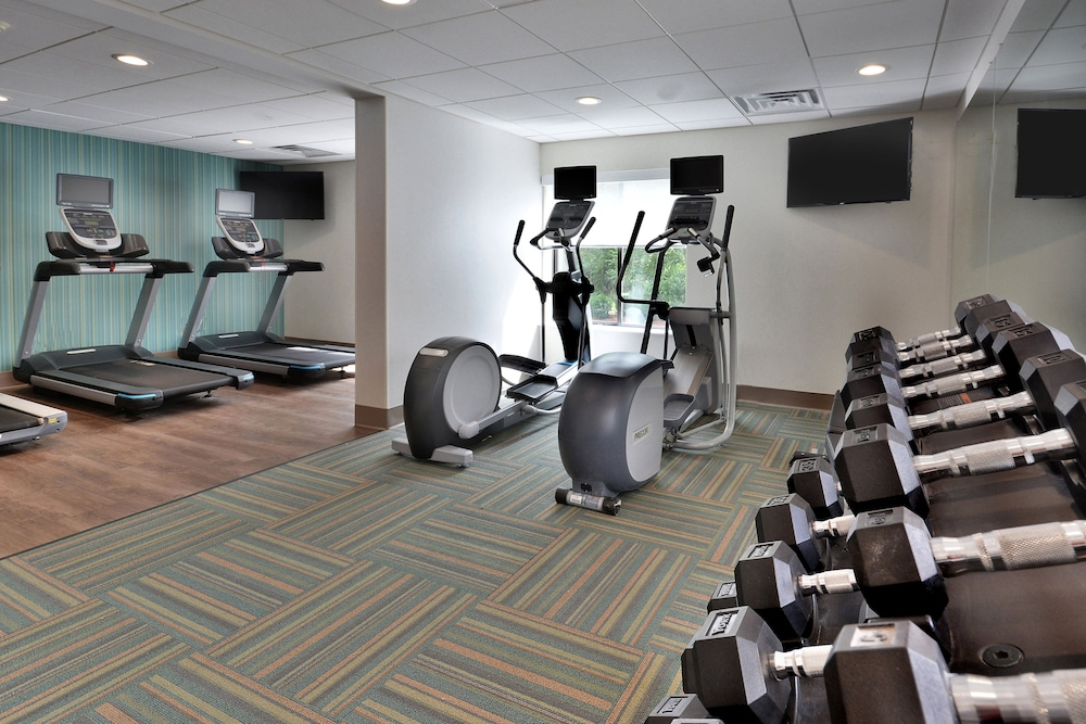 Fitness Facility, Holiday Inn Express Raleigh Durham Airport, an IHG Hotel