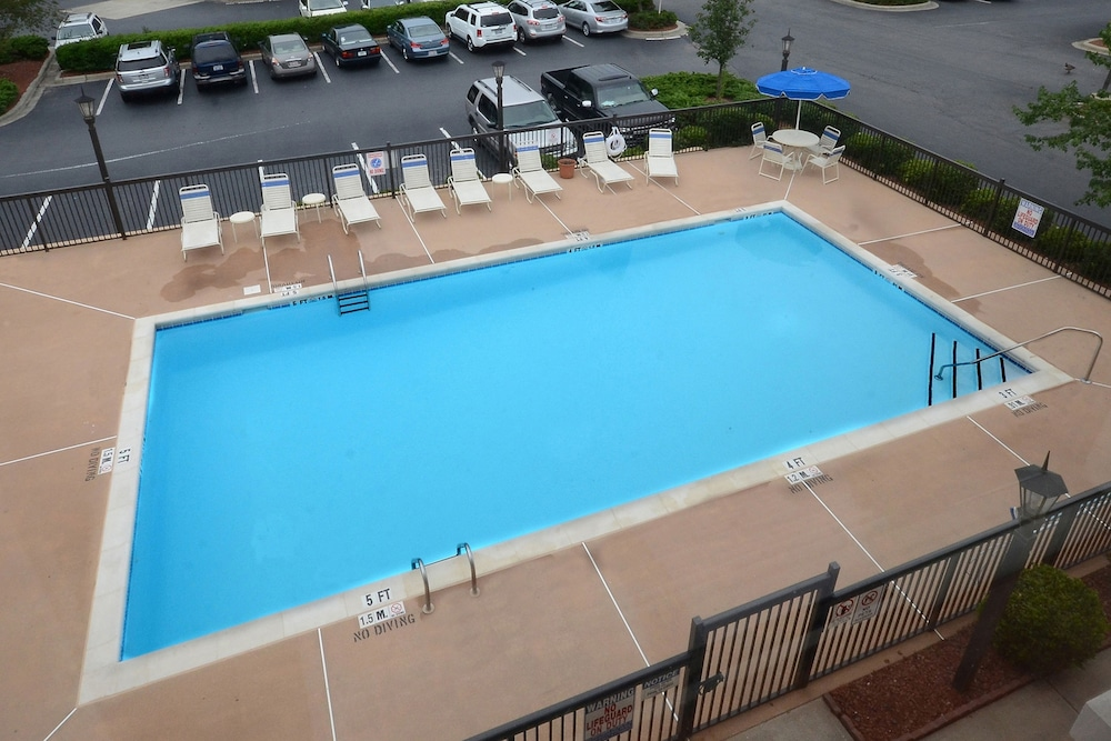 Pool, Holiday Inn Express Raleigh Durham Airport, an IHG Hotel