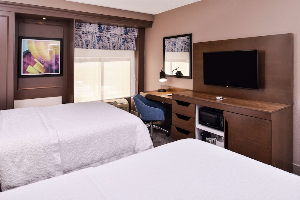 Room, Hampton Inn Albuquerque-University/Midtown