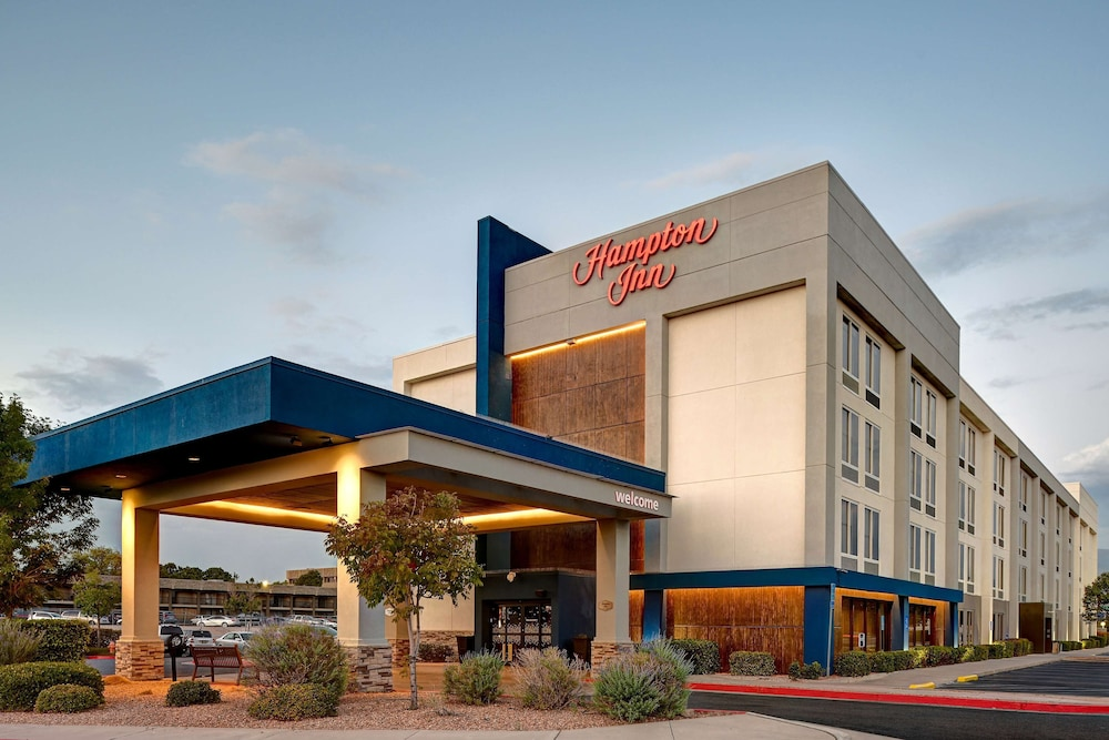 Exterior, Hampton Inn Albuquerque-University/Midtown