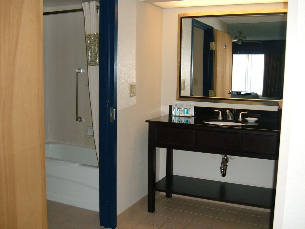 Bathroom, Hampton Inn & Suites Anaheim/Garden Grove