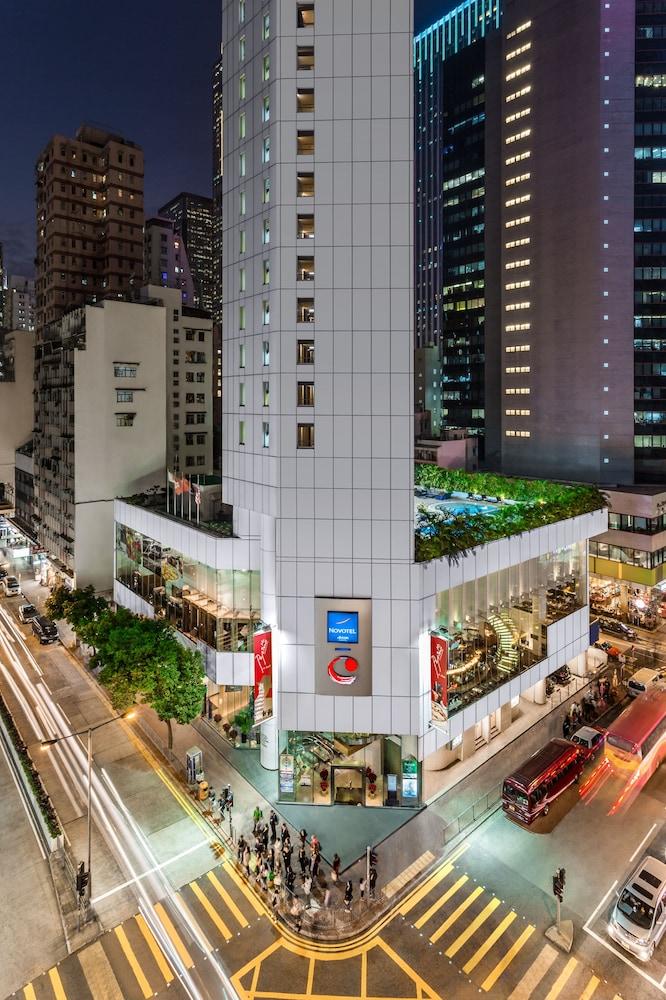 novotel century hong kong 2019 room prices 104 deals. Black Bedroom Furniture Sets. Home Design Ideas